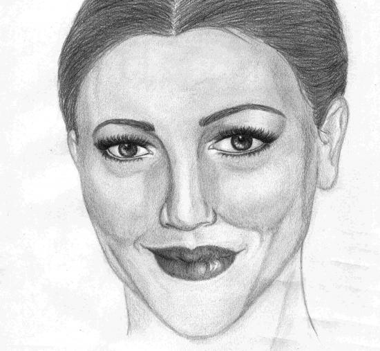 Drew Barrymore by XeniaXu